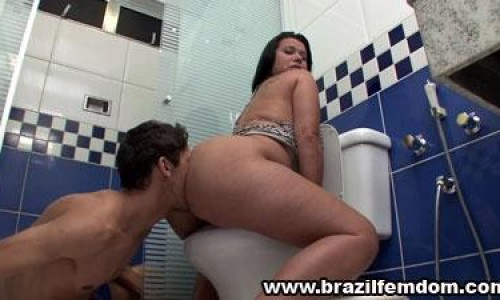 Jennifer Giardini Dirty Wish Brazilfemdom