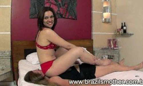 Ride On Beatrizs Face HD Brazilsmother