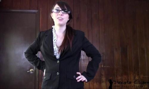 Teacher Makes You To Jerk Off Dakota Charms