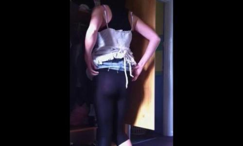 September2011rockchick2 Classis Teen Poop Videos Rock Chick