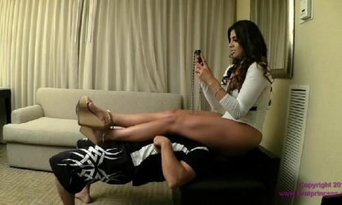 Bp-jasmine Mendez - Facesitting Selfie
