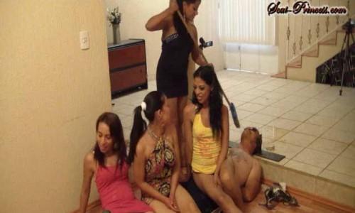 Dom-princess - Scat-princess - Try To Stop The Poop Part 3 Gabi Sd Dom-princess