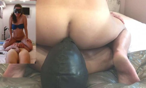 Mistress Anna Farts and Shit smother