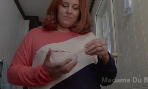 soft serve sundae madamedub