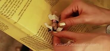 Giantess  -  Farting Tape Bondage Kelsey Obsession