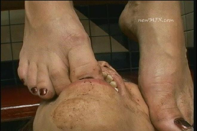 LM-274-1 My Mouth Is A Foot Cleaner