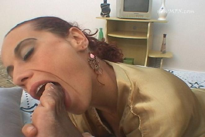 MF-3321-1 Foot Worship And Trample Massage
