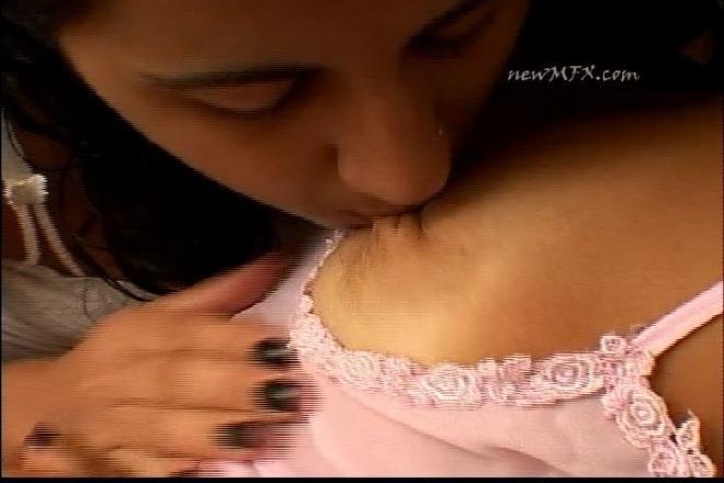 MFX-947-2 Cuddling And Licking