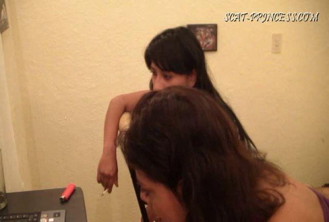 Dom-princess - Scat-princess - Toilet Slave And The Duct Tape Trick Part 5 Dom-princess