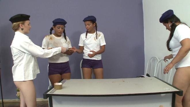 Scat Marine Girls - Sg-video