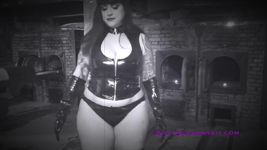 mistress kawaii  willkommen in der gaskammer b w version hd