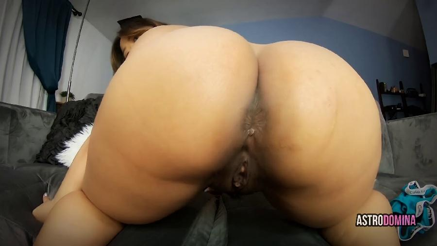 interrupting fart feat astrodomina hd - very dirty asshole