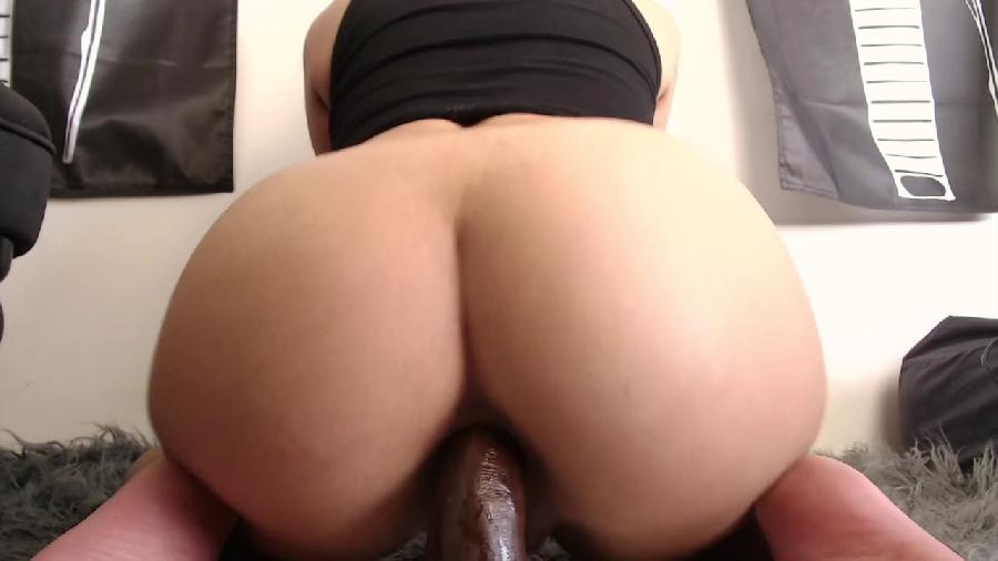 ass fucked and creampied by bbc anna thorn